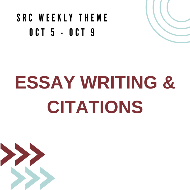 Essay and Citations Oct5-9